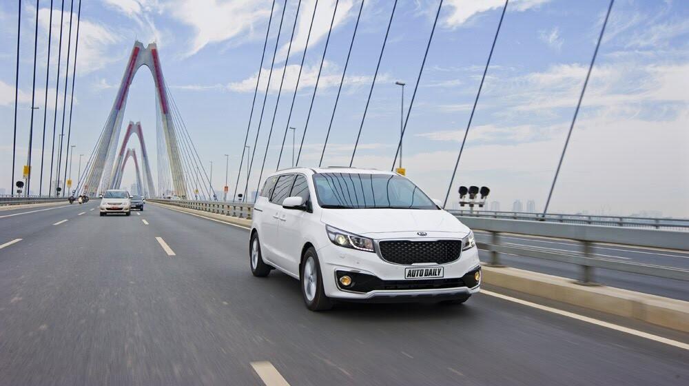 Đánh giá Kia Grand Sedona – Mẫu MPV lý tưởng cho gia đình Việt - Hình 15