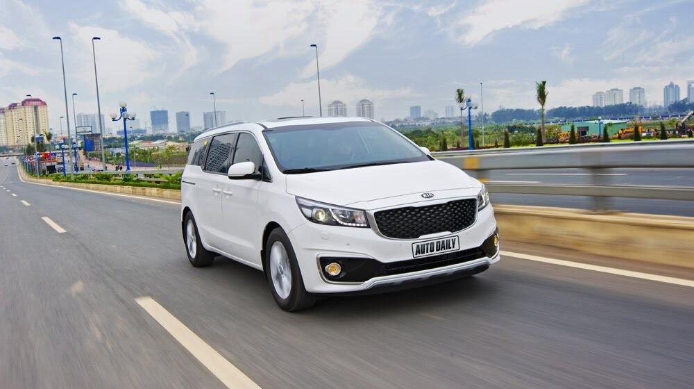 Đánh giá Kia Grand Sedona – Mẫu MPV lý tưởng cho gia đình Việt - Hình 16