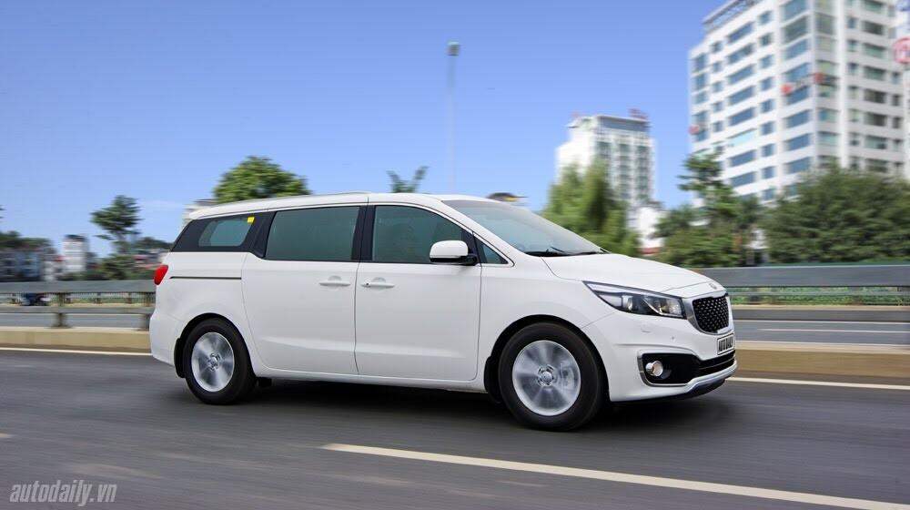 Đánh giá Kia Grand Sedona – Mẫu MPV lý tưởng cho gia đình Việt - Hình 17