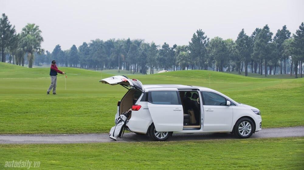 Đánh giá Kia Grand Sedona – Mẫu MPV lý tưởng cho gia đình Việt - Hình 19