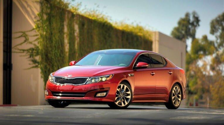 Đánh giá Kia Optima 2014 - Hình 1