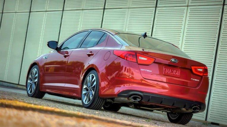 Đánh giá Kia Optima 2014 - Hình 4