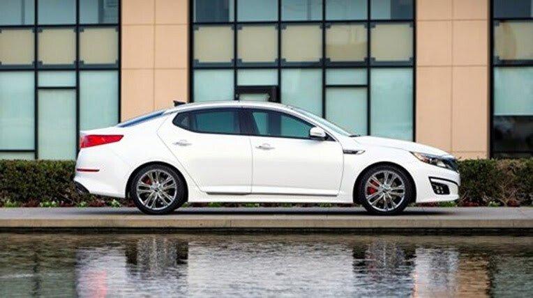 Đánh giá Kia Optima 2014 - Hình 7
