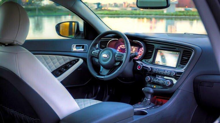 Đánh giá Kia Optima 2014 - Hình 9
