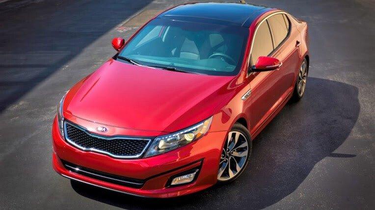 Đánh giá Kia Optima 2014 - Hình 13