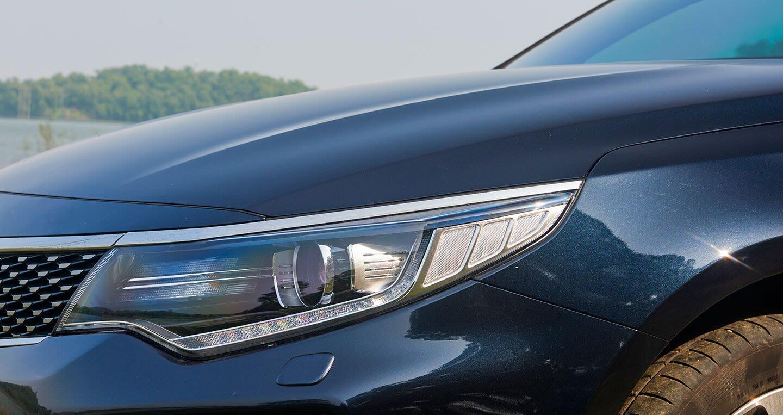 """Đánh giá Kia Optima 2016: """"Hay đến bất ngờ"""" - Hình 9"""