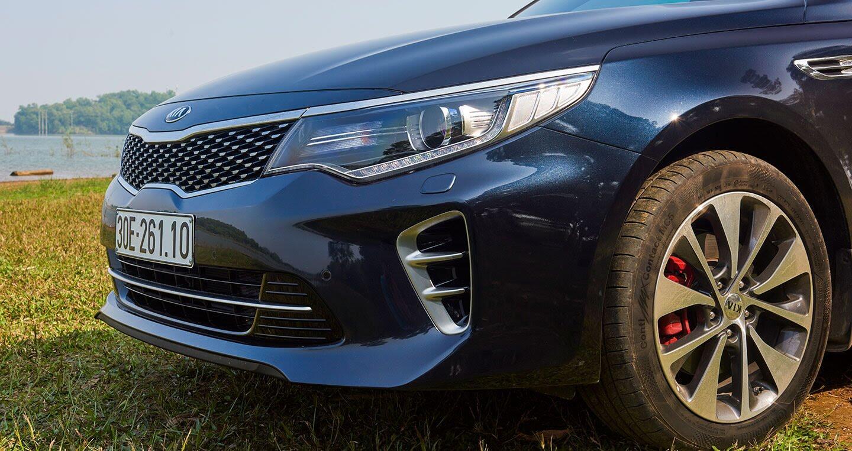 """Đánh giá Kia Optima 2016: """"Hay đến bất ngờ"""" - Hình 11"""