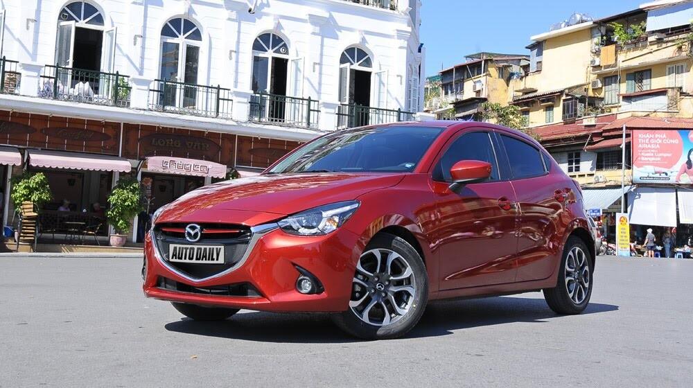 """Đánh giá Mazda2: """"Chuẩn"""" xe đi phố - Hình 1"""
