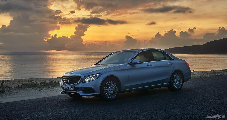 Đánh giá Mercedes C 250 Exclusive: Tái hiện hình ảnh xe sang cổ điển - Hình 1