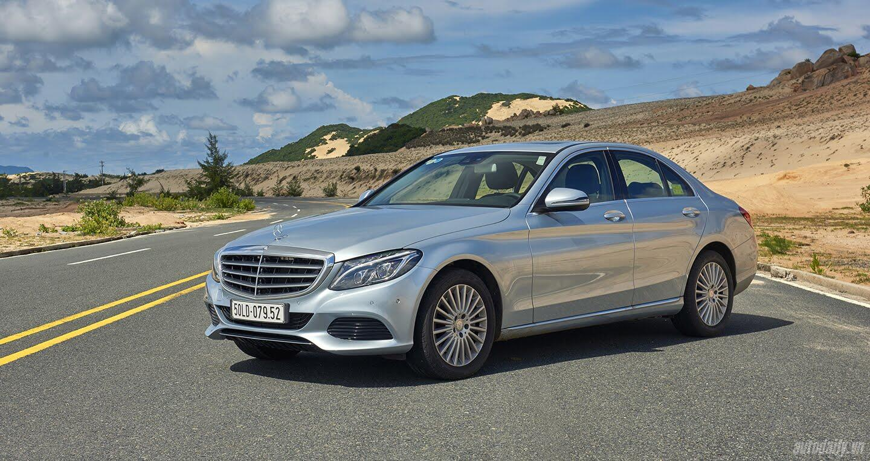 Đánh giá Mercedes C 250 Exclusive: Tái hiện hình ảnh xe sang cổ điển - Hình 2