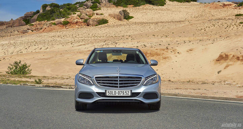 Đánh giá Mercedes C 250 Exclusive: Tái hiện hình ảnh xe sang cổ điển - Hình 3