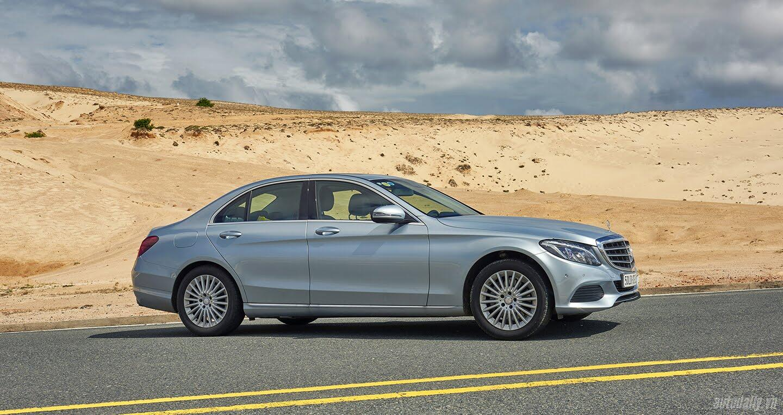 Đánh giá Mercedes C 250 Exclusive: Tái hiện hình ảnh xe sang cổ điển - Hình 4