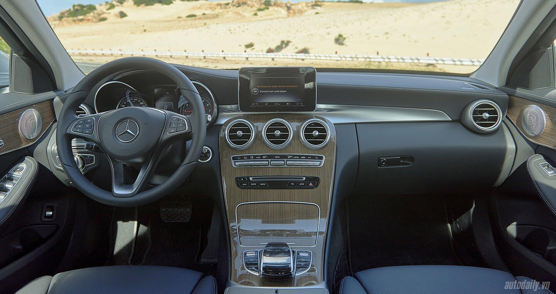 Đánh giá Mercedes C 250 Exclusive: Tái hiện hình ảnh xe sang cổ điển - Hình 6
