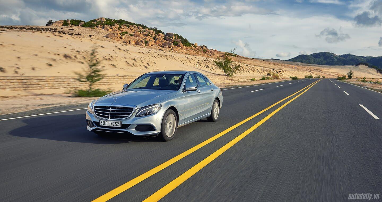 Đánh giá Mercedes C 250 Exclusive: Tái hiện hình ảnh xe sang cổ điển - Hình 11