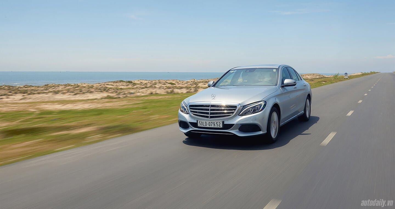 Đánh giá Mercedes C 250 Exclusive: Tái hiện hình ảnh xe sang cổ điển - Hình 12
