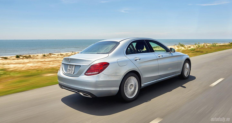 Đánh giá Mercedes C 250 Exclusive: Tái hiện hình ảnh xe sang cổ điển - Hình 13