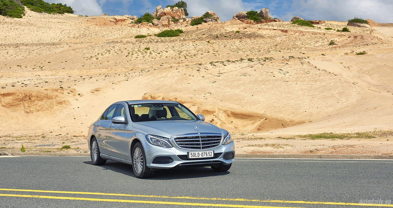 Đánh giá Mercedes C 250 Exclusive: Tái hiện hình ảnh xe sang cổ điển - Hình 14