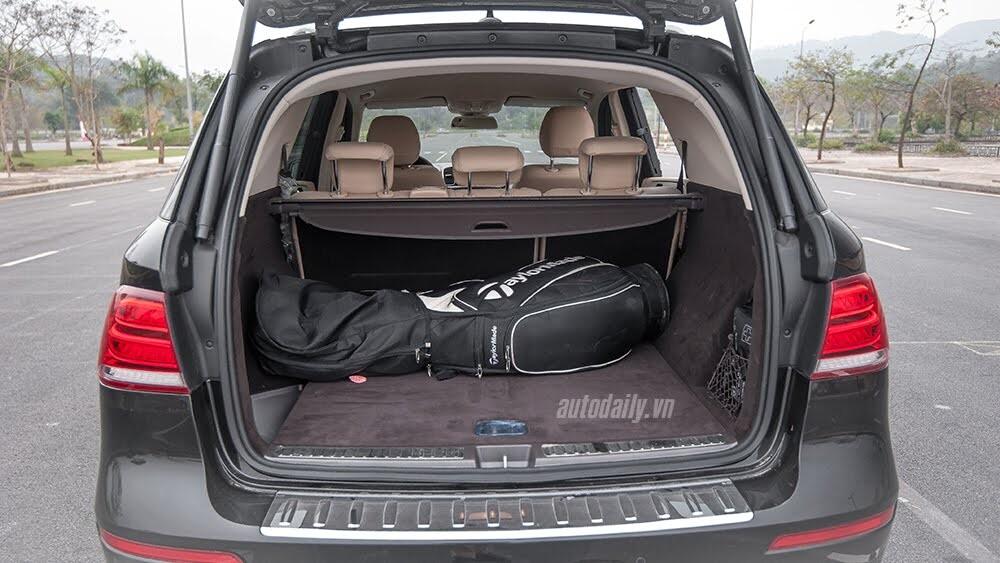 Đánh giá Mercedes-Benz GLE400 4Matic: Bước chuyển mình ngoạn mục - Hình 19