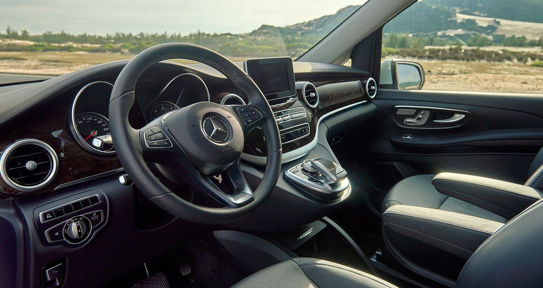 """Đánh giá Mercedes-Benz V220d – """"Ngôi nhà di dộng"""" cho khách hàng Việt - Hình 6"""