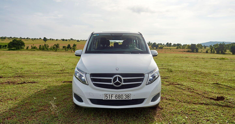 """Đánh giá Mercedes-Benz V220d – """"Ngôi nhà di dộng"""" cho khách hàng Việt - Hình 13"""