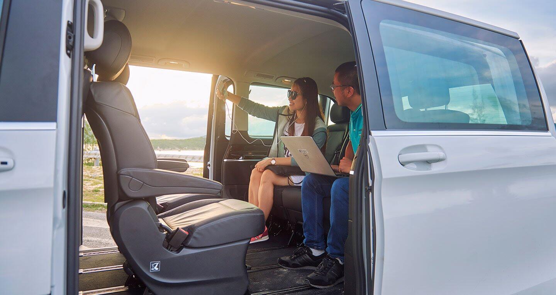 """Đánh giá Mercedes-Benz V220d – """"Ngôi nhà di dộng"""" cho khách hàng Việt - Hình 16"""