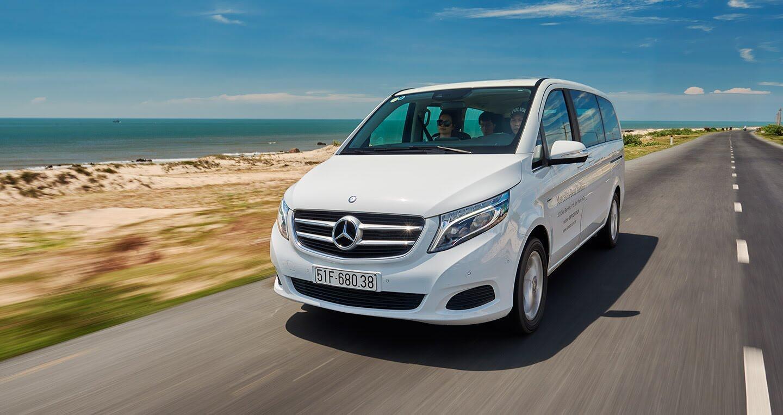 """Đánh giá Mercedes-Benz V220d – """"Ngôi nhà di dộng"""" cho khách hàng Việt - Hình 19"""