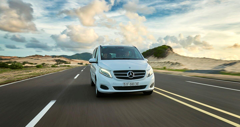 """Đánh giá Mercedes-Benz V220d – """"Ngôi nhà di dộng"""" cho khách hàng Việt - Hình 20"""