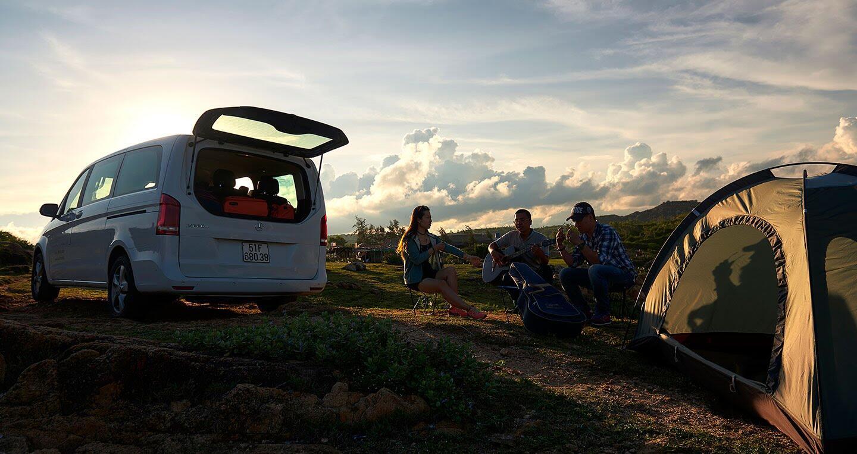 """Đánh giá Mercedes-Benz V220d – """"Ngôi nhà di dộng"""" cho khách hàng Việt - Hình 28"""
