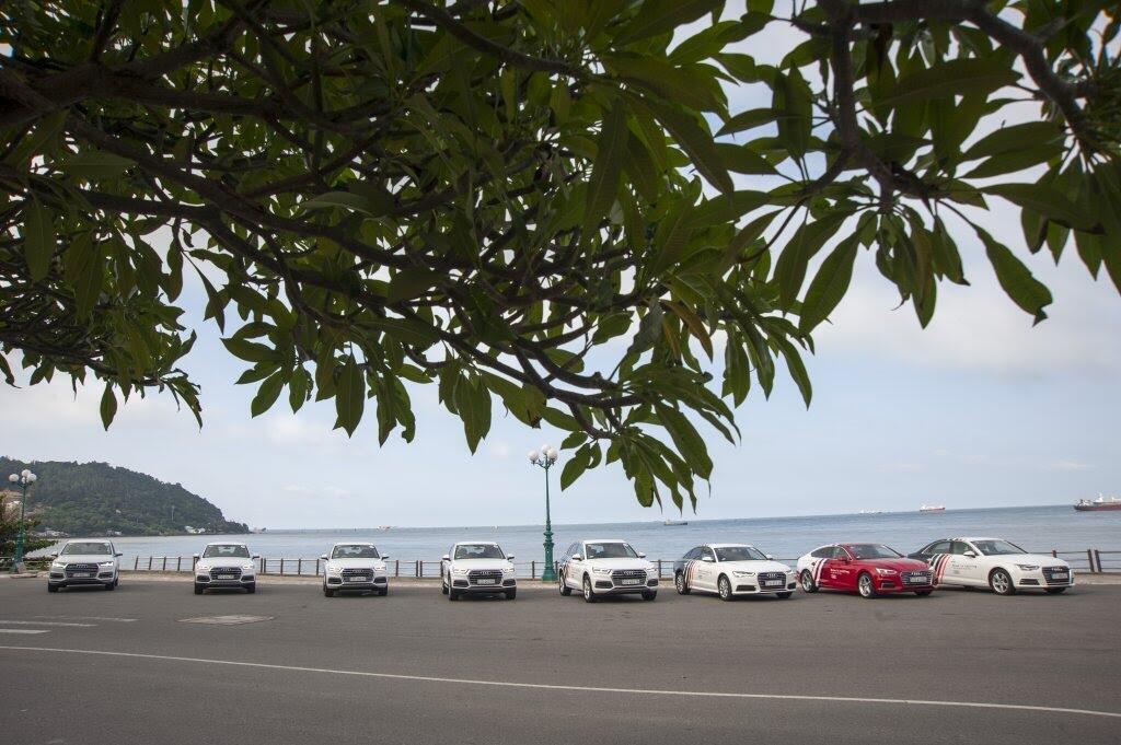 Đánh giá nhanh Audi Q5 2017 - động cơ 2.0L tăng áp, nội thất đẹp, ngoại hình giống Q7 - Hình 3