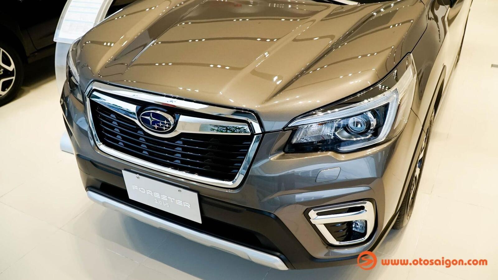 Đánh giá nhanh Subaru Forester thế hệ mới và sự khác biệt giữa hai phiên bản - Hình 10