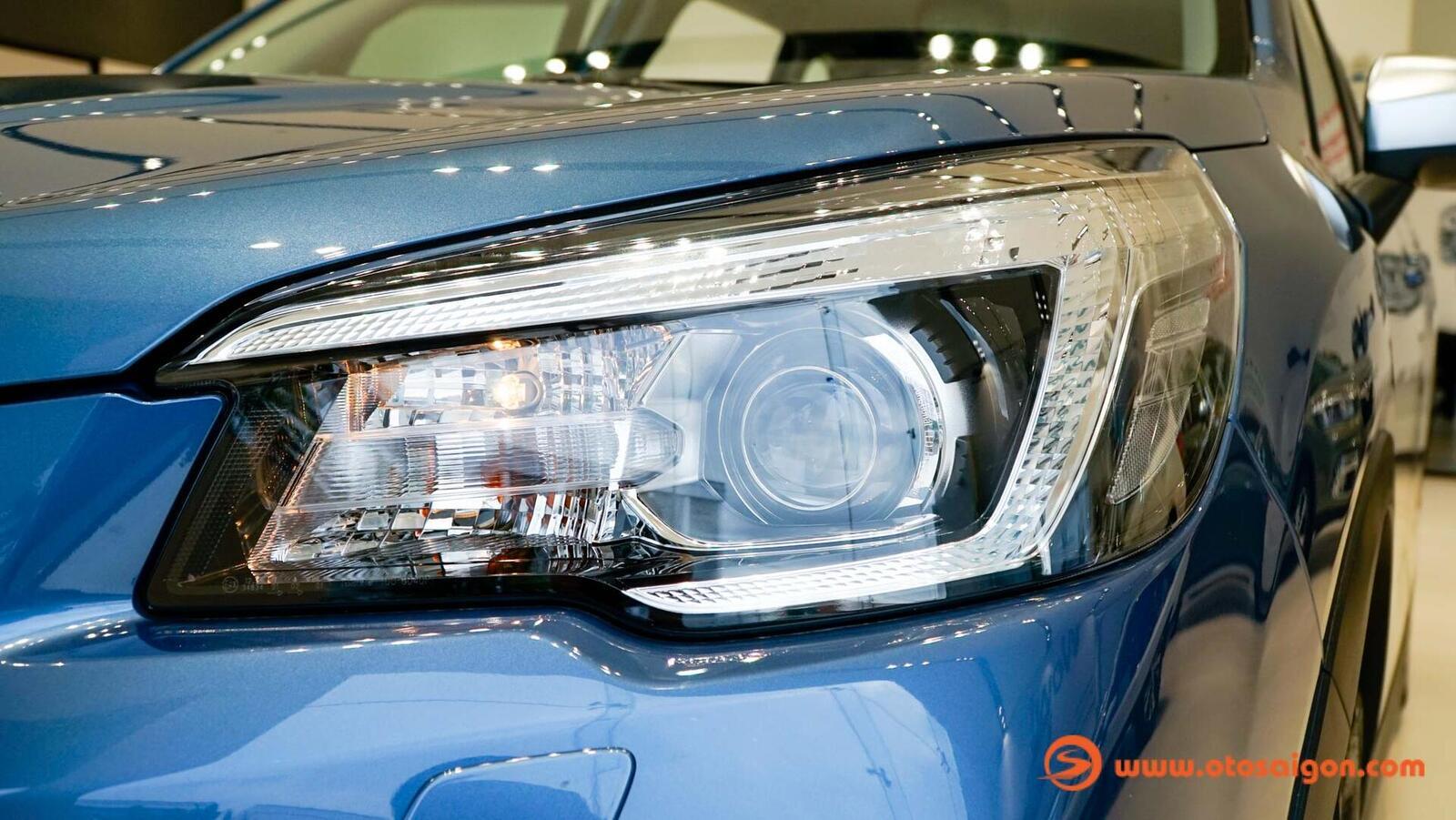 Đánh giá nhanh Subaru Forester thế hệ mới và sự khác biệt giữa hai phiên bản - Hình 11