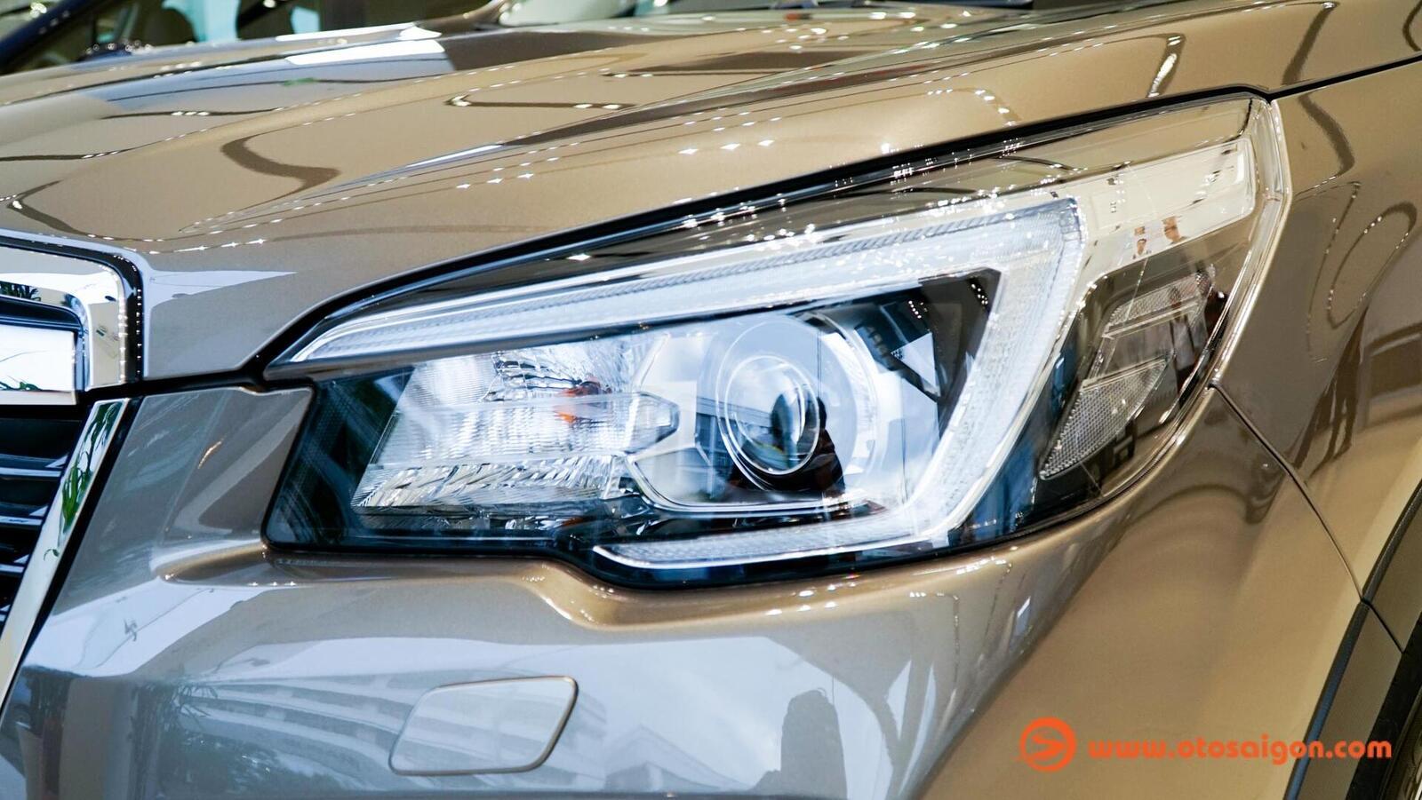 Đánh giá nhanh Subaru Forester thế hệ mới và sự khác biệt giữa hai phiên bản - Hình 12