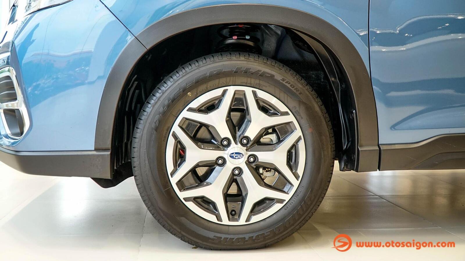 Đánh giá nhanh Subaru Forester thế hệ mới và sự khác biệt giữa hai phiên bản - Hình 13