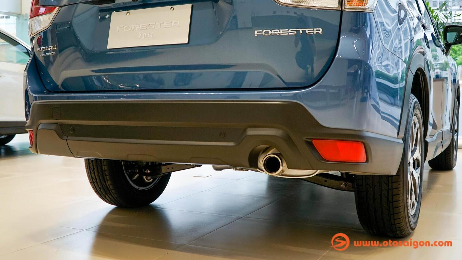 Đánh giá nhanh Subaru Forester thế hệ mới và sự khác biệt giữa hai phiên bản - Hình 17