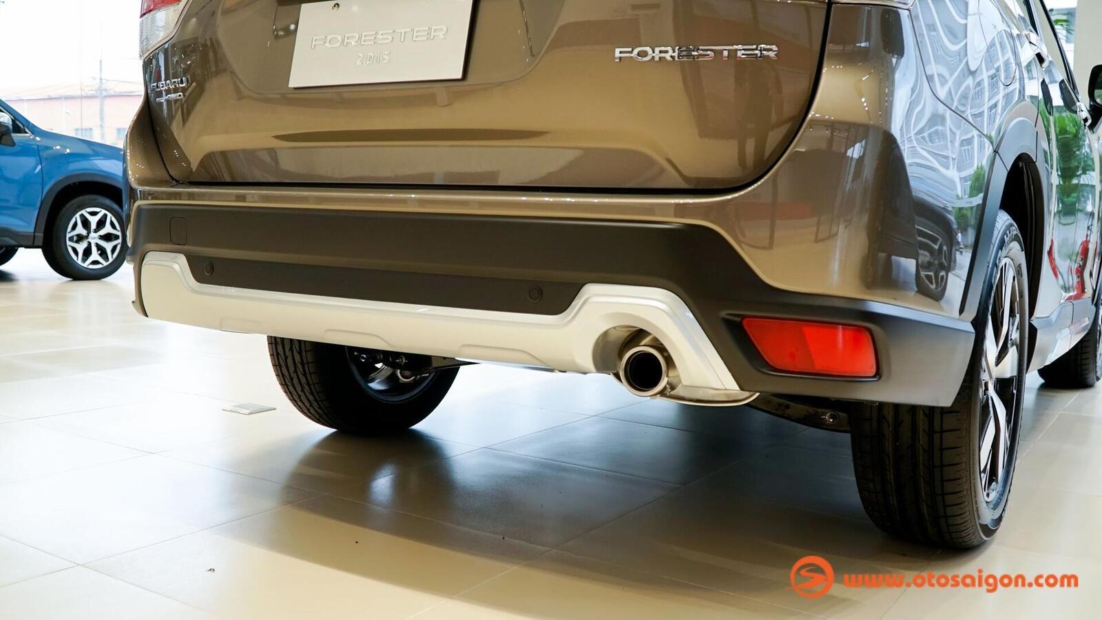 Đánh giá nhanh Subaru Forester thế hệ mới và sự khác biệt giữa hai phiên bản - Hình 18