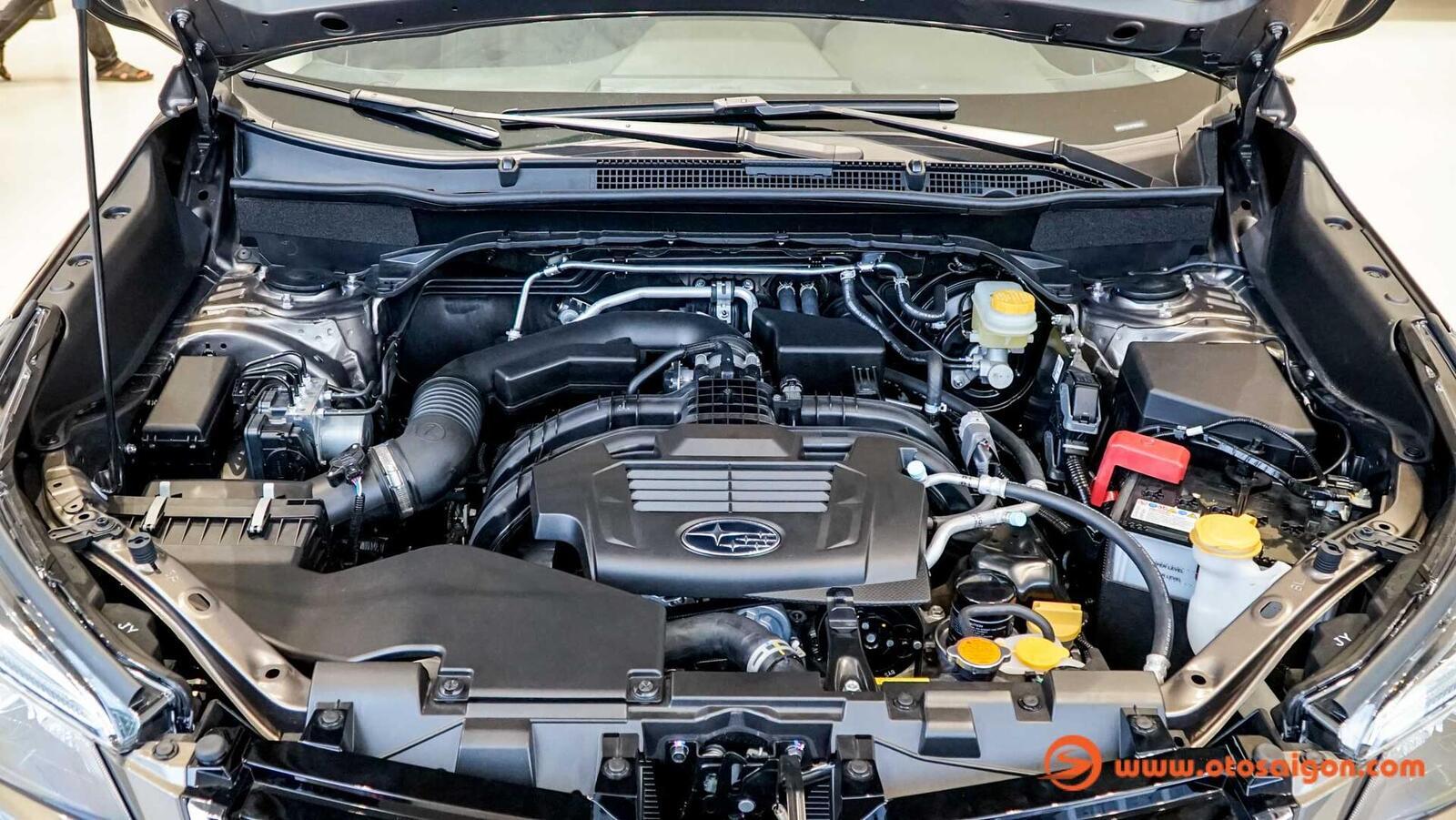 Đánh giá nhanh Subaru Forester thế hệ mới và sự khác biệt giữa hai phiên bản - Hình 2