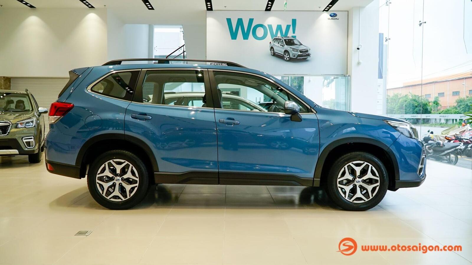 Đánh giá nhanh Subaru Forester thế hệ mới và sự khác biệt giữa hai phiên bản - Hình 21