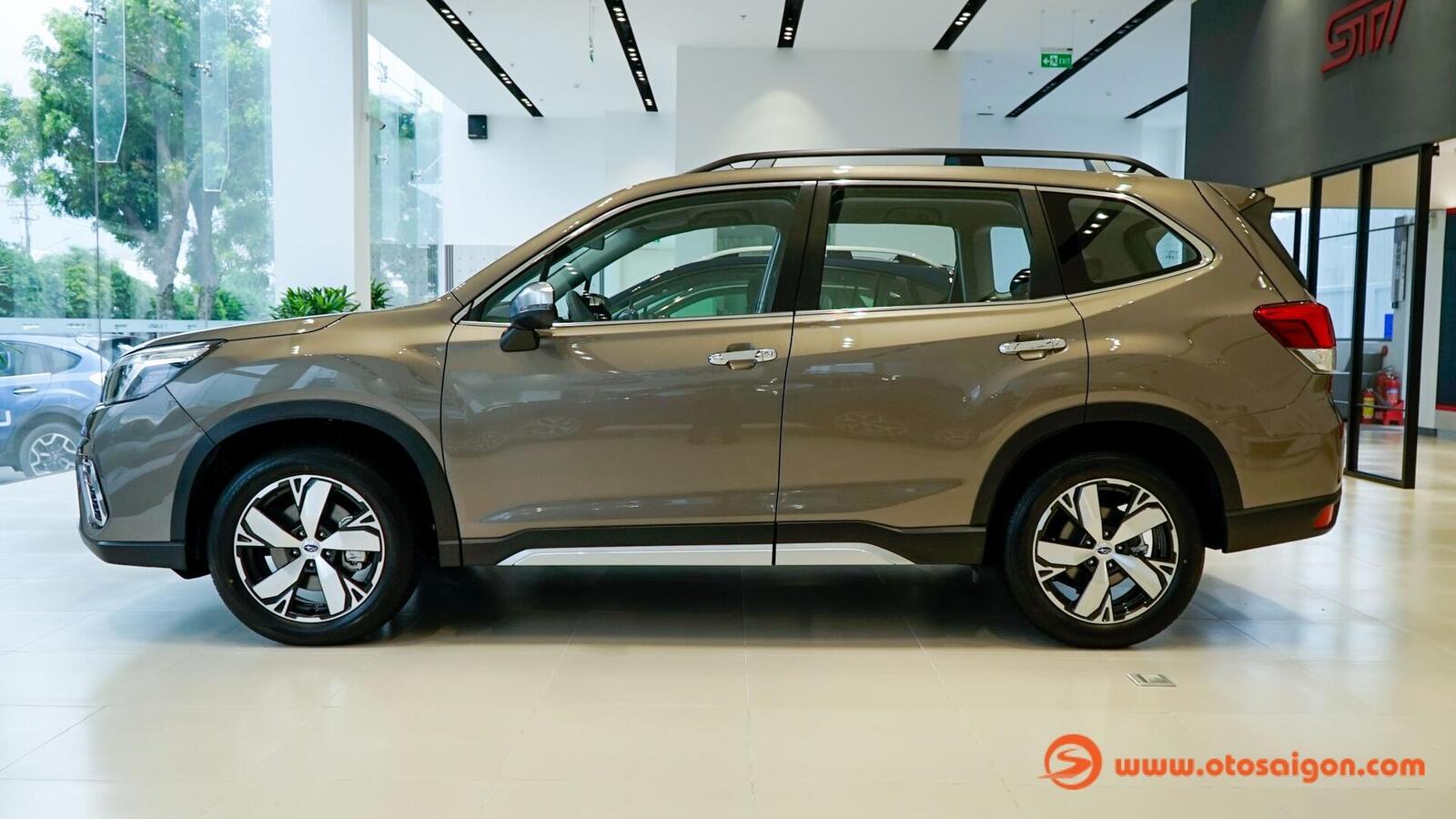 Đánh giá nhanh Subaru Forester thế hệ mới và sự khác biệt giữa hai phiên bản - Hình 22