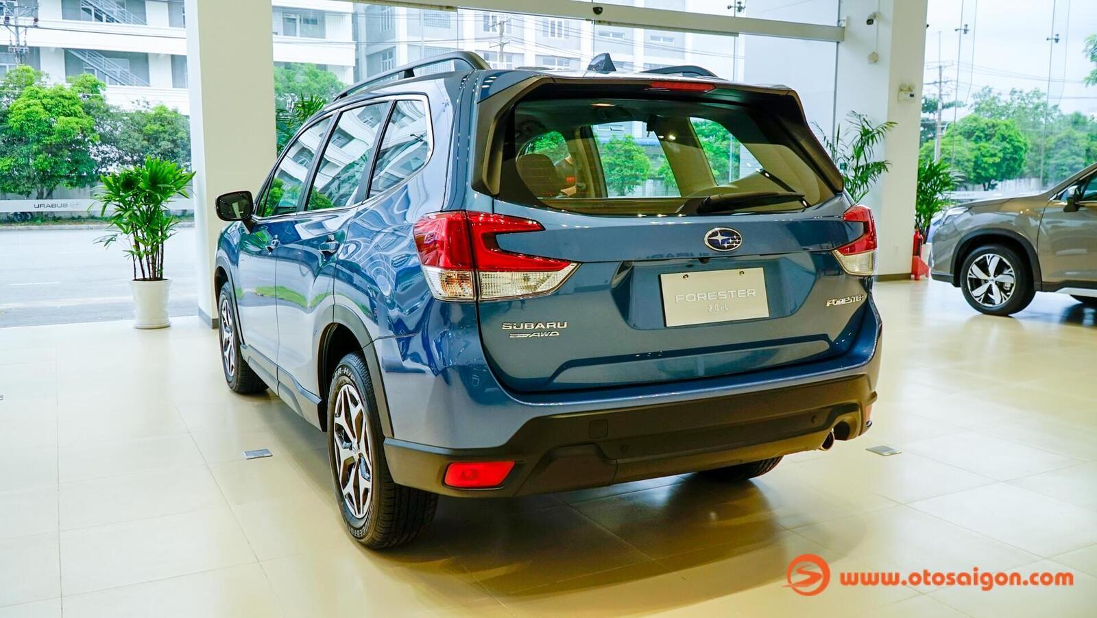 Đánh giá nhanh Subaru Forester thế hệ mới và sự khác biệt giữa hai phiên bản - Hình 23