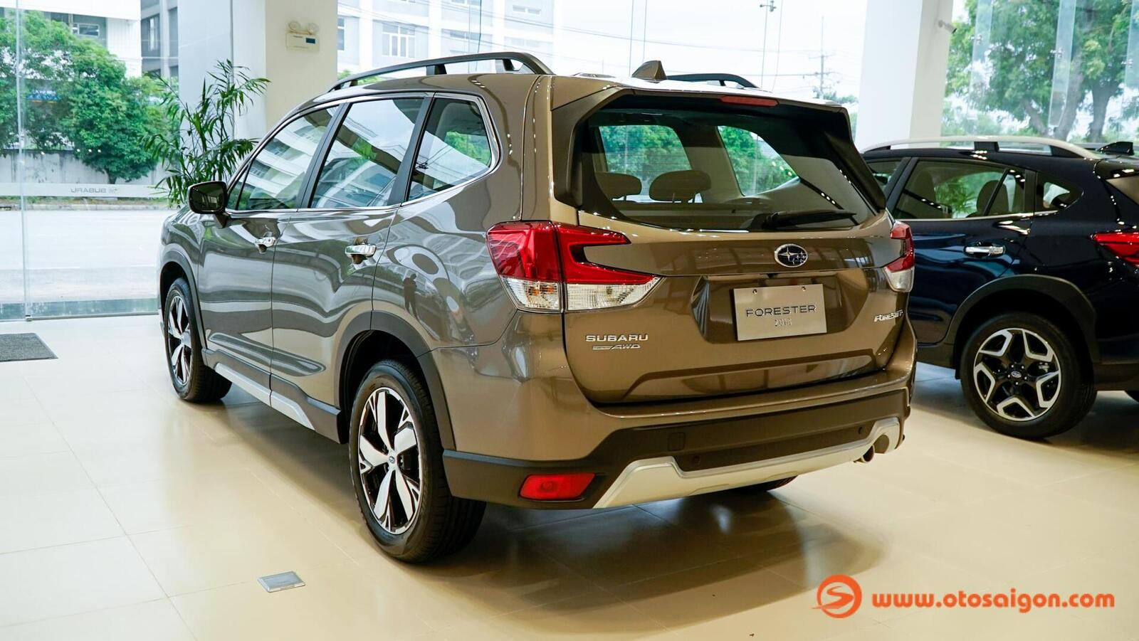 Đánh giá nhanh Subaru Forester thế hệ mới và sự khác biệt giữa hai phiên bản - Hình 24