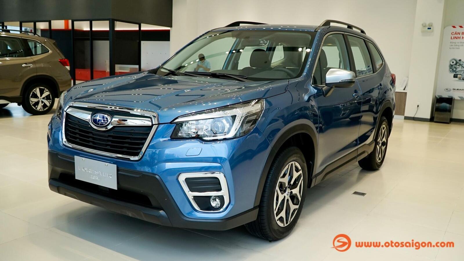 Đánh giá nhanh Subaru Forester thế hệ mới và sự khác biệt giữa hai phiên bản - Hình 3