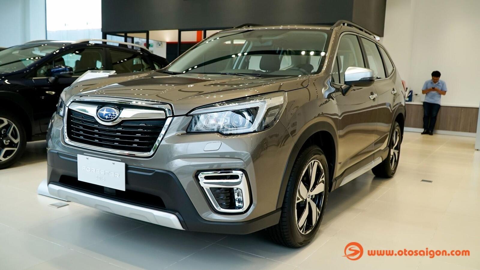 Đánh giá nhanh Subaru Forester thế hệ mới và sự khác biệt giữa hai phiên bản - Hình 4
