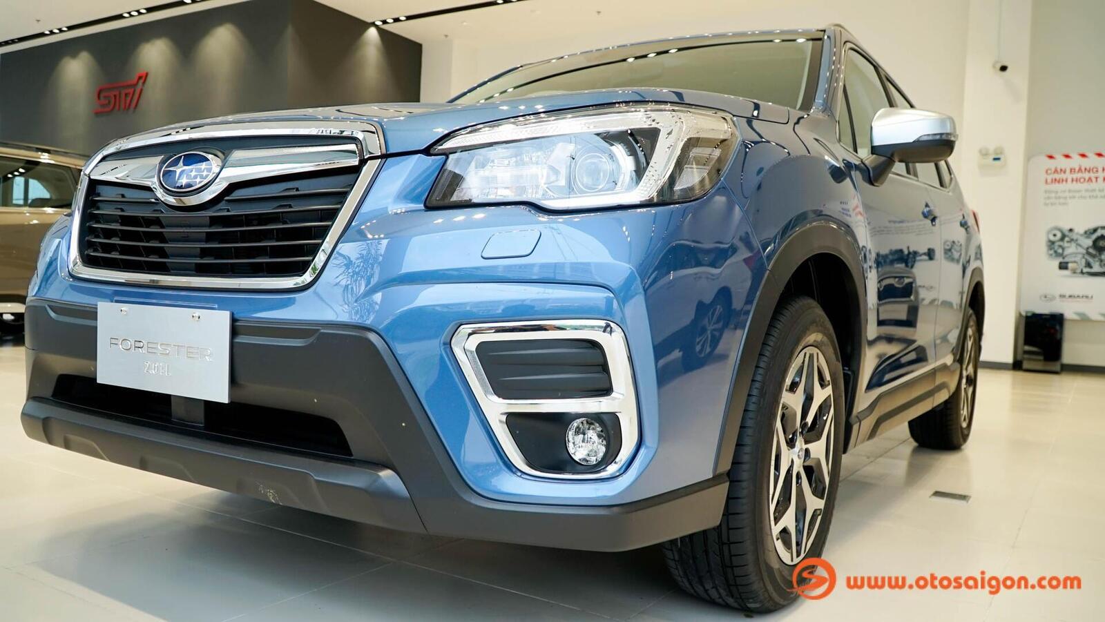 Đánh giá nhanh Subaru Forester thế hệ mới và sự khác biệt giữa hai phiên bản - Hình 5
