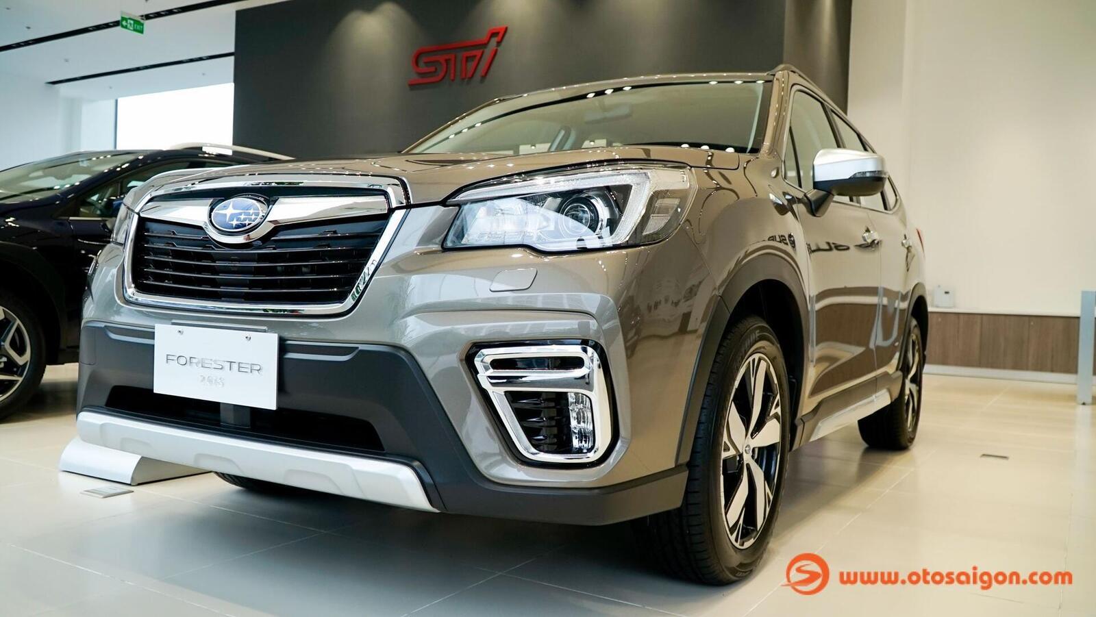 Đánh giá nhanh Subaru Forester thế hệ mới và sự khác biệt giữa hai phiên bản - Hình 6