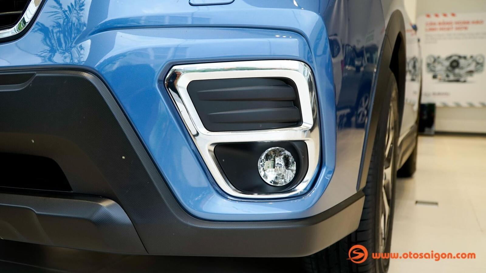 Đánh giá nhanh Subaru Forester thế hệ mới và sự khác biệt giữa hai phiên bản - Hình 7