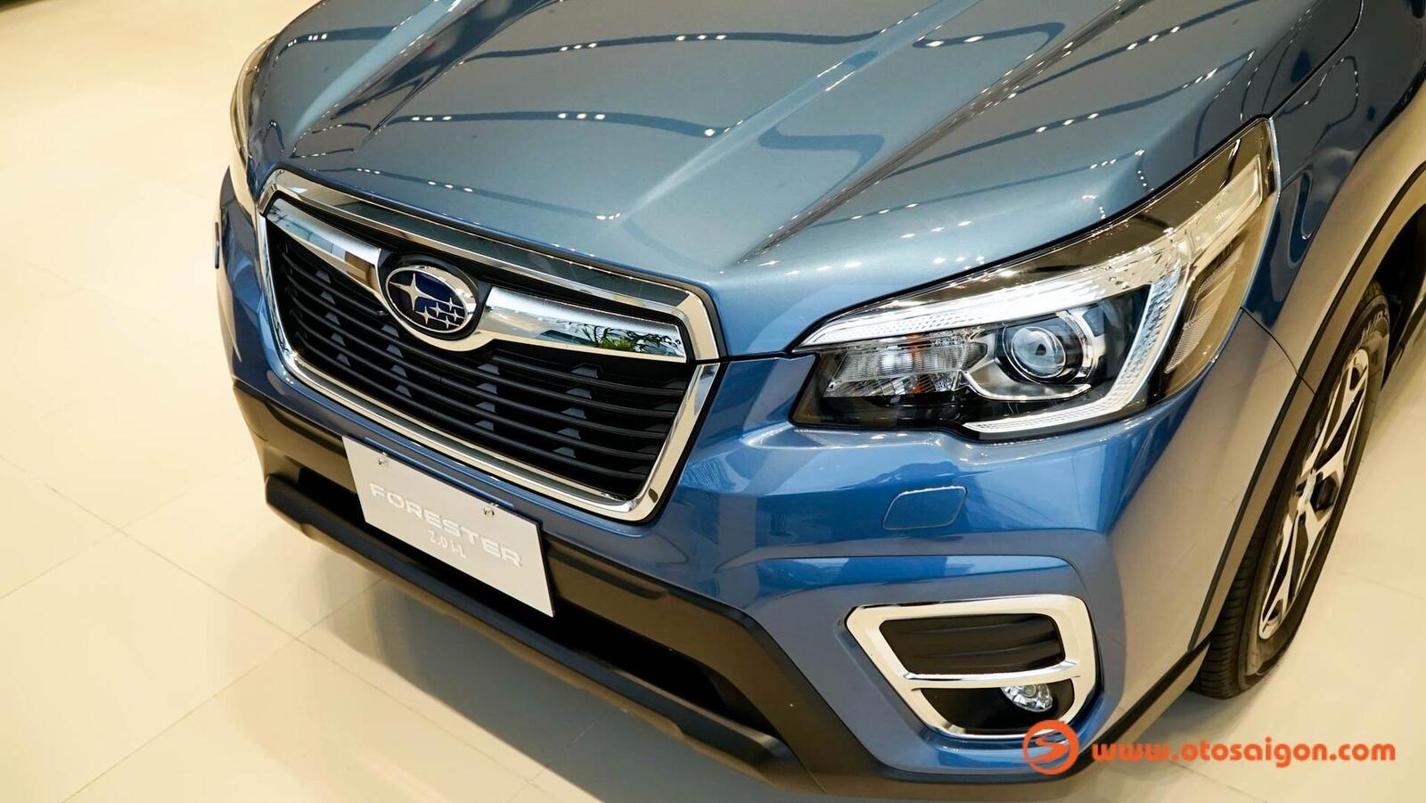 Đánh giá nhanh Subaru Forester thế hệ mới và sự khác biệt giữa hai phiên bản - Hình 9