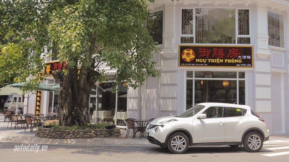 Đánh giá Nissan Juke 2015 – Xe cho người cá tính - Hình 1
