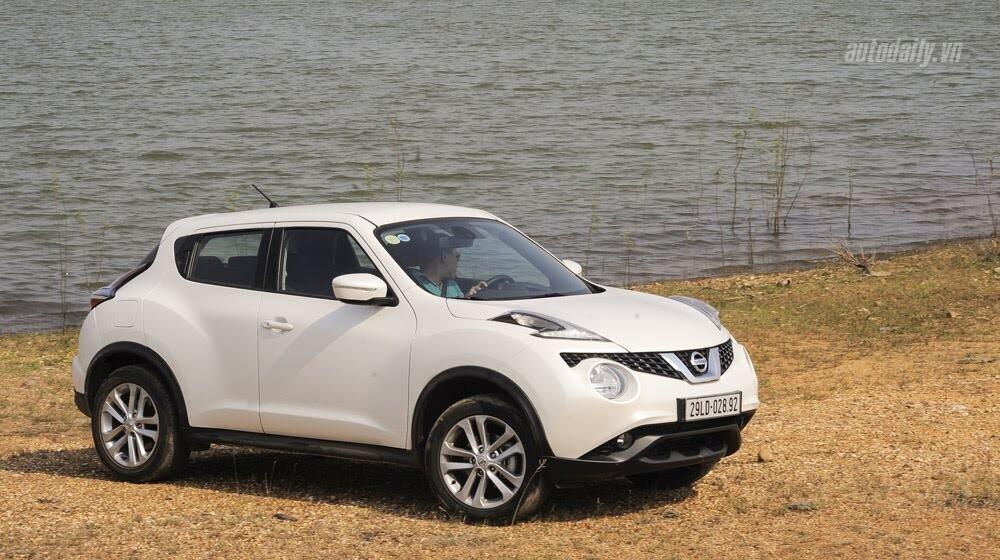 Đánh giá Nissan Juke 2015 – Xe cho người cá tính - Hình 2