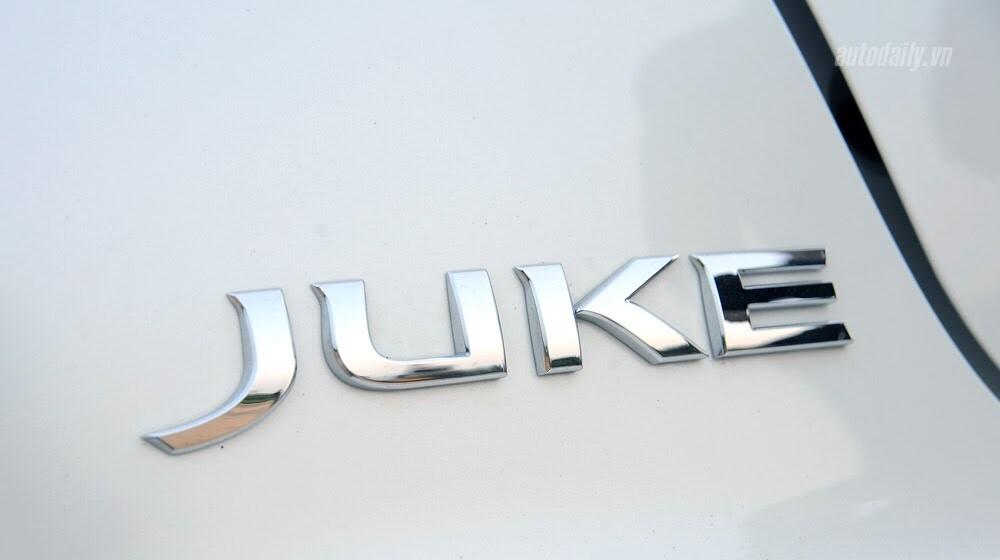 Đánh giá Nissan Juke 2015 – Xe cho người cá tính - Hình 3