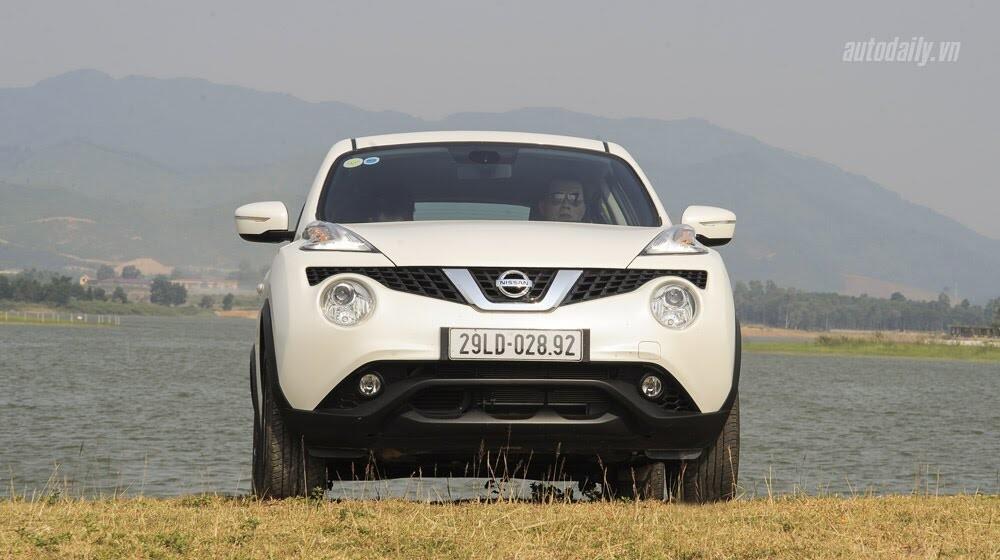 Đánh giá Nissan Juke 2015 – Xe cho người cá tính - Hình 4
